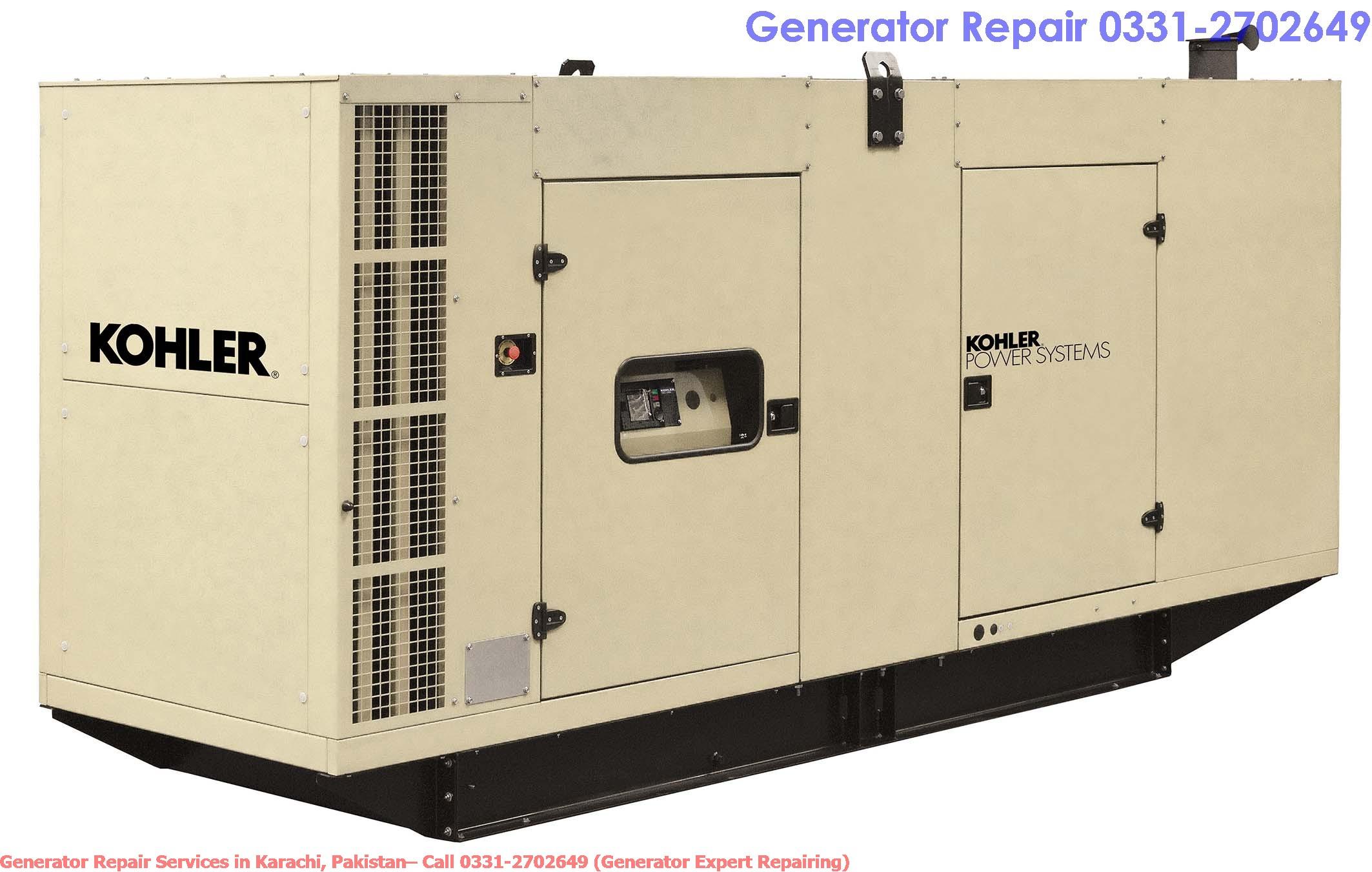 Generatorrepairingkarachi